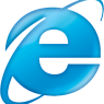 Internet explorer logo old
