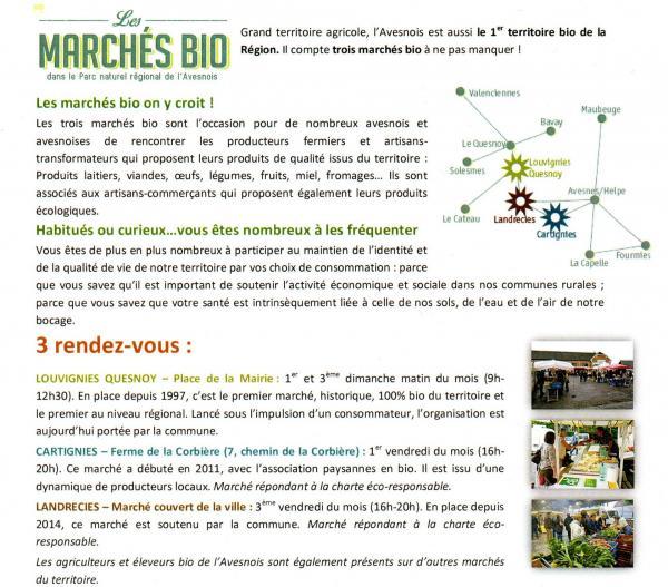 Marche bio001
