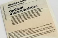 Certificat d immatriculation